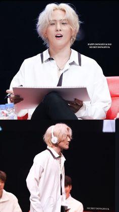 Kim Jinhwan, Hanbin, Yg Entertainment, Ikon, Boy Groups, Asian, Long Hair Styles, Honey, Asian Cat