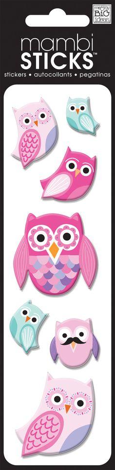 Puffy Owls