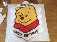 Winnie the Pooh Pull Apart Cupcake Cake, Pull Apart Cake, Cupcake Cakes, Winnie The Pooh Cake, Best Sugar Cookies, Birthday Parties, Birthday Ideas, Cake Designs, First Birthdays