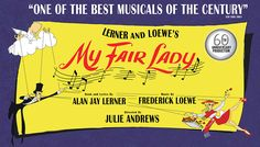 Celebrating the beloved original, My Fair Lady comes to the Sydney Opera House in August 2016, under the direction of the one and only Dame Julie Andrews.