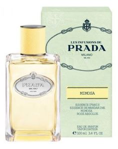 Fragrance Review, Scents: Prada Mimosa Les Infusions Collection, 2016