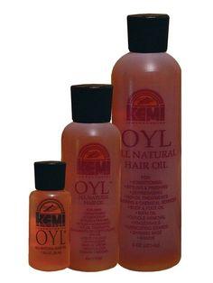 Aceite para cabello Kemi-Oyl | 24 Productos para el cabello que realmente funcionan