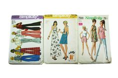 Vintage Sewing Patterns from Margot Potter Live Handmade!