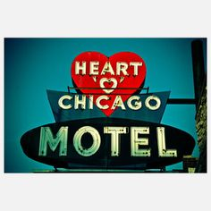 Heart of Chicago 30x21