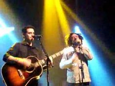 """Angels of the Silences""  (start at 2:20) Chris Carrabba and Adam Duritz"