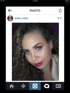 Fall makeup look by ivana_rubia