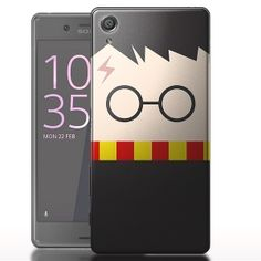 Coque Harry Potter Sony Xperia X - Coque, Housse Silicone