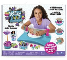 Buy Pottery Cool Studio at Argos.co.uk, visit Argos.co.uk to shop online for Arts, crafts and creative toys, Creative and science toys, Toys