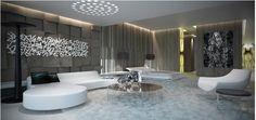 sofa branco na decoracao de interiores