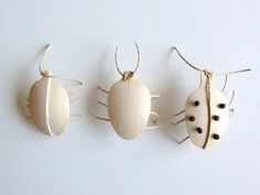 DIY Wooden Spoon Ladybugs for Kids