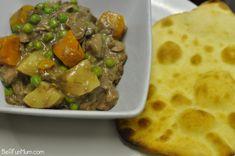 Slow Cooker Lamb Stew - Easy