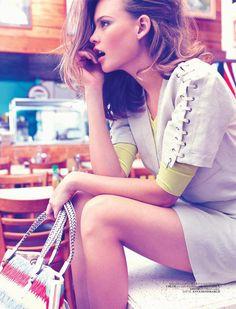 #houseofbeauty | Mariano Vivanco in Vogue Turkey