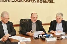 F.G. Saraiva: CNBB divulga nota sobre 50 anos do golpe de 64