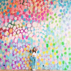 Beltline art | Hense 2014, on the Eastside trail under Virginia Ave | click the link for a complete list of art along the Atlanta Beltine