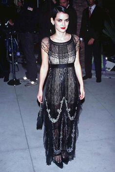 Winona as a flapper. Not well-receive at the time, but lovely in its own right.