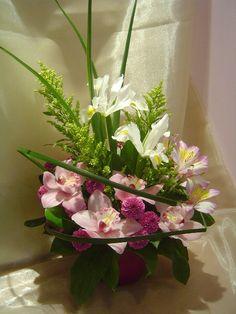 A flower arrangement called Nurture