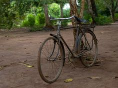 Radtour durch Sansibar...