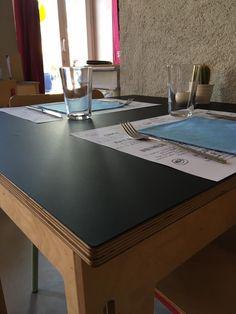 Table Made of #fenixntm Nero Ingo .