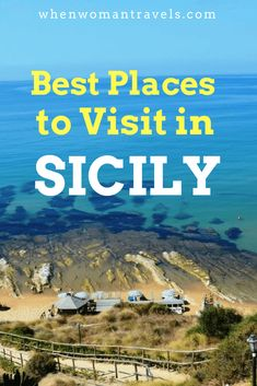 Best places to see in Sicily