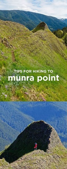 Tips for the Munra Point Hike, Columbia River Gorge, Oregon // localadventurer.com