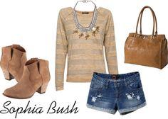 Sophia Bush outfit
