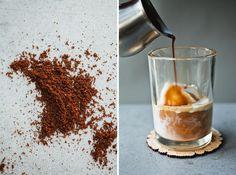 Mascarpone Ice Cream Affogato - Not Without Salt