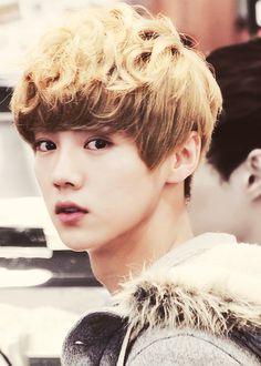 Pretty Boy #LuHan