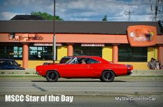 MSCC Star of the Day-this '69 Super Bee struck fear in the hearts of hemis...here's why: http://www.mystarcollectorcar.com/3-the-stars/40-model-stars/2287-mscc-southside-star-of-the-day.html