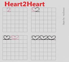 Life Imitates Doodles: Heart 2 Heart