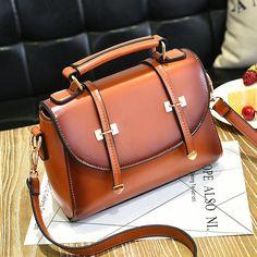 Kajie 2 Pcsets Bolsos De Mujer bolsa de cuero de alta calidad un bolso de hombro femenino principal de gran capacidad bolso de mano monederos y