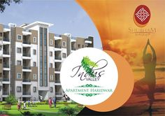 1/2 BHK Apartments near Har ki Pauri Haridwar 50% Down payment Rest 50 % interest free for 3 years