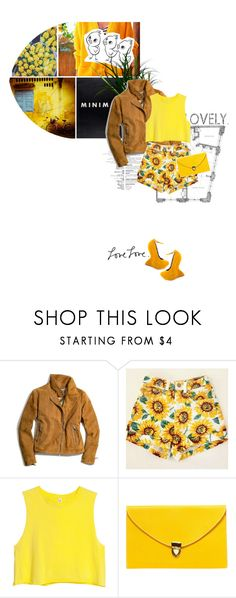 """Even the chicks?"" by rayne-xoxo ❤ liked on Polyvore featuring Coach, H&M, Boohoo and Steve Madden"