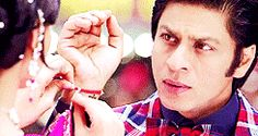 Deepika and Shahrukh in Om Shanti Om