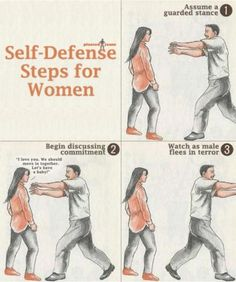 Self-Defense for Women Steps -Take a look at the top notch personal defense products at the one and only ProtectionBay.com
