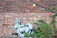 Shoreditch, le Disneyland du street-art à Londres - My Sweet Escape