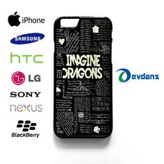 imagine dragons Case for iPhone, iPod, Samsung Galaxy,HTC,LG,Sony,Nexus,Blackberry