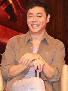 """""""Inferno"""" Press Conference at One World Hotel. Sean Lau."""