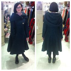 Beautiful Bohemia woolen coat £149.99 you can't go wrong! #bohemia #winter #coat #fashion #woolen #AW14 #kisskissheart