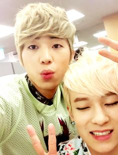 My two Teen Top biases!!