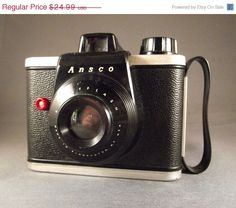 1950's Vintage Camera - Ansco Readyflash