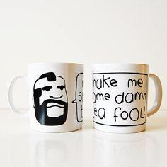 Mr Tea Mug from notonthehighstreet.com