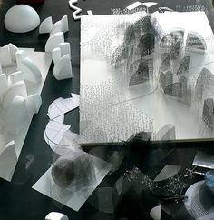 ARCHITECTURAL MAQUETTE   METALOCUS