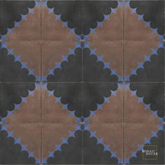 Wazo C4-5-43 - moroccan cement tile