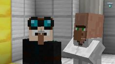If DanTDM had a villager's nose