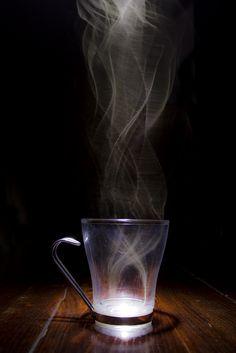 (Empty) cup of tea