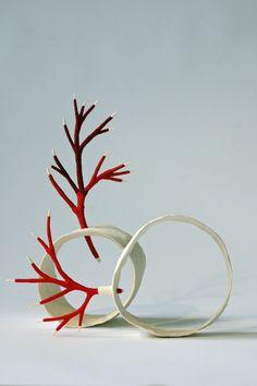 écorces rouges marie-Laure Gobat