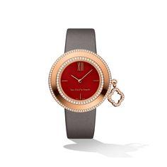 Van Cleef & Arpels - Charms watch, 32mm