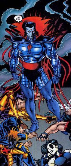 Marvel Comics Superheroes, Marvel Villains, Marvel X, Marvel Heroes, Comic Books Art, Comic Art, Mr Sinister, Xmen, Comic Character