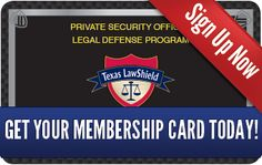 Law Shield Private Security Officer Legal Defense Program