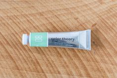 Color Theory Acrylic: Mint Hint at @studio_calico